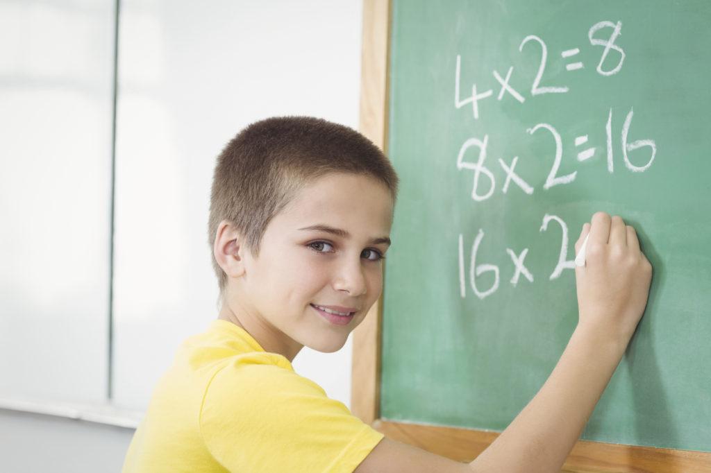 Come insegnare le tabelline ai bambini