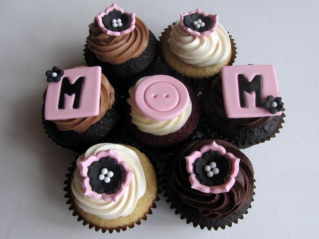 Ricetta cupcakes per festa della mamma