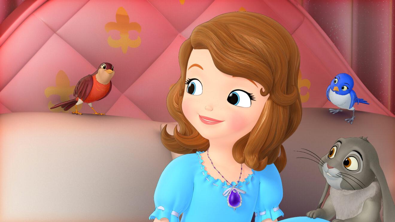 Disegni da colorare sofia principessa