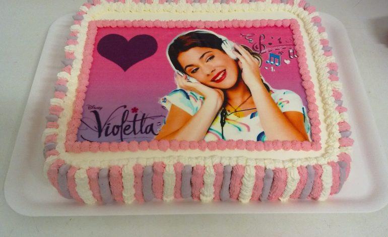 Istruzioni per fare torta Violetta
