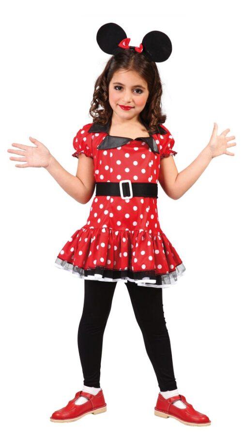 Trucco Minnie Bambina Per Carnevale