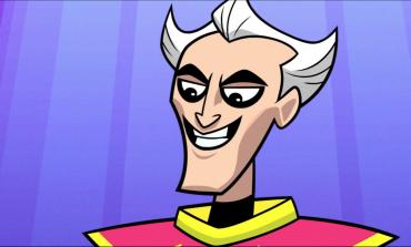 Disegni Gratis Fratello Blood di Teen Titans Go