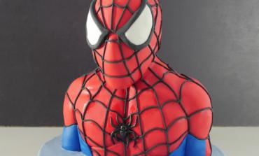 Ricetta Torta di Spiderman con Pasta di Zucchero