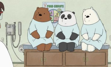 Disegni da Colorare Orso Bianco Cartoon We Bare Bears