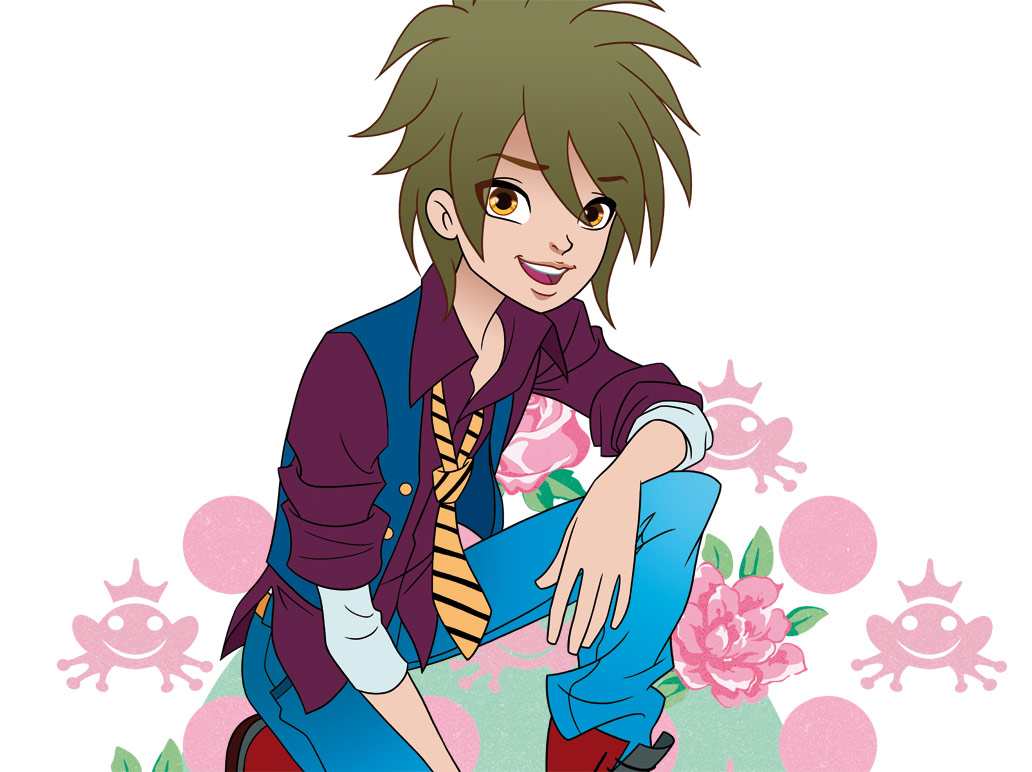 Disegni da colorare travis la bestia di regal academy for Disegni da colorare regal academy