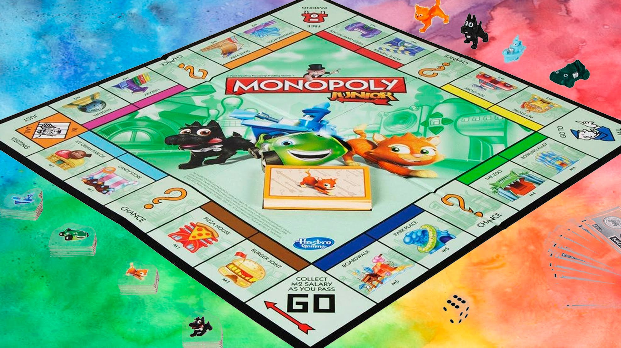 monopoly junior party instructions pdf