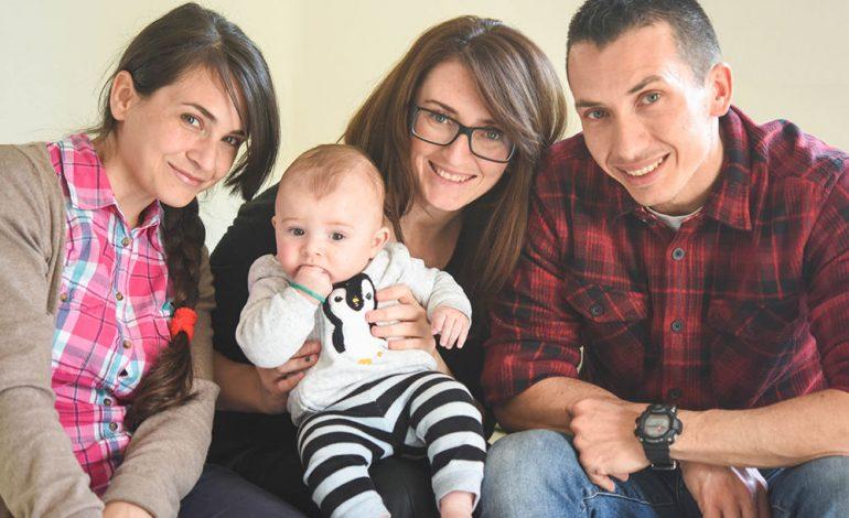 Gli U.S. potrebbero  presto consentire ai bambini ad avere tre genitori genetici