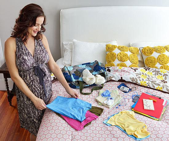 Bagaglio per il parto la lista di delle cose da portare - Lista da portare in ospedale per partorire ...