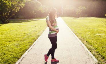 Esercizi fisici per il parto