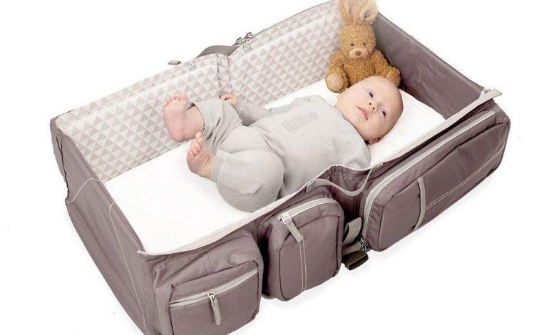 Borsa culla per neonato quale scegliere tra le diverse marche - Culla neonato da attaccare al letto ...
