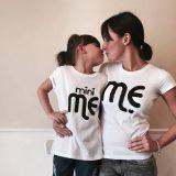 Coppia T-shirt mamma e figlia