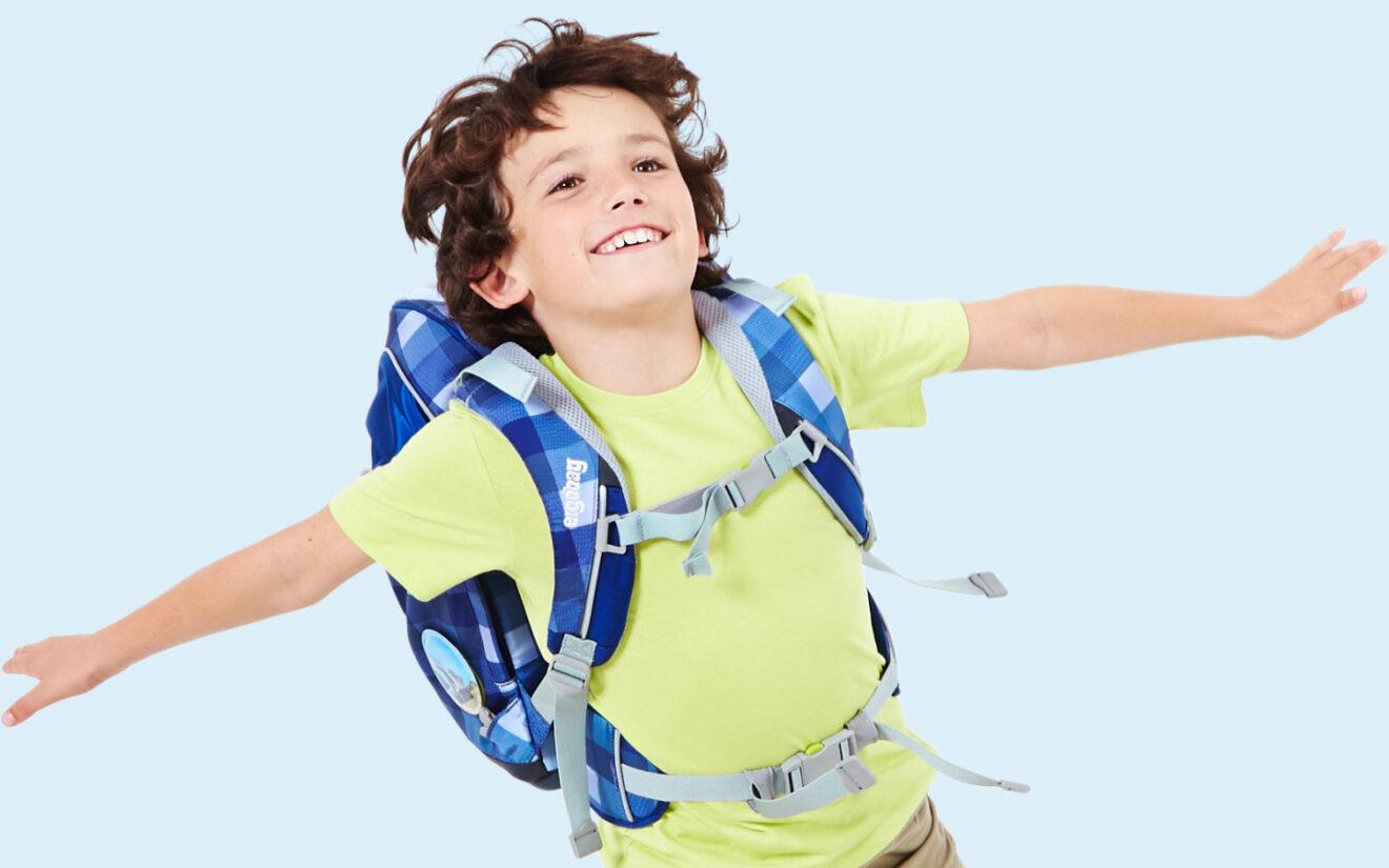 astucci e zaini per bambini