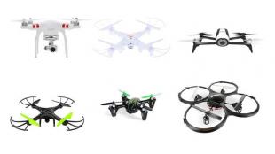 droni telecomandati bambini