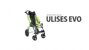 Passeggino per bambini disabili