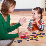 Problemi di linguaggio bambini
