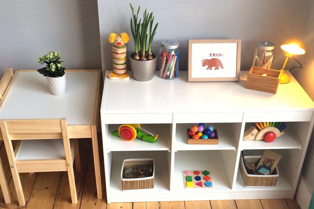 metodo montessori a casa cosa fare e consigli utili