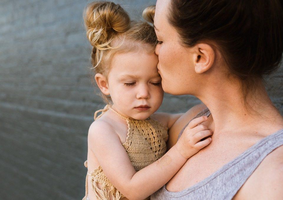 Lettera Originale Mamma Per 18 Anni Figlia