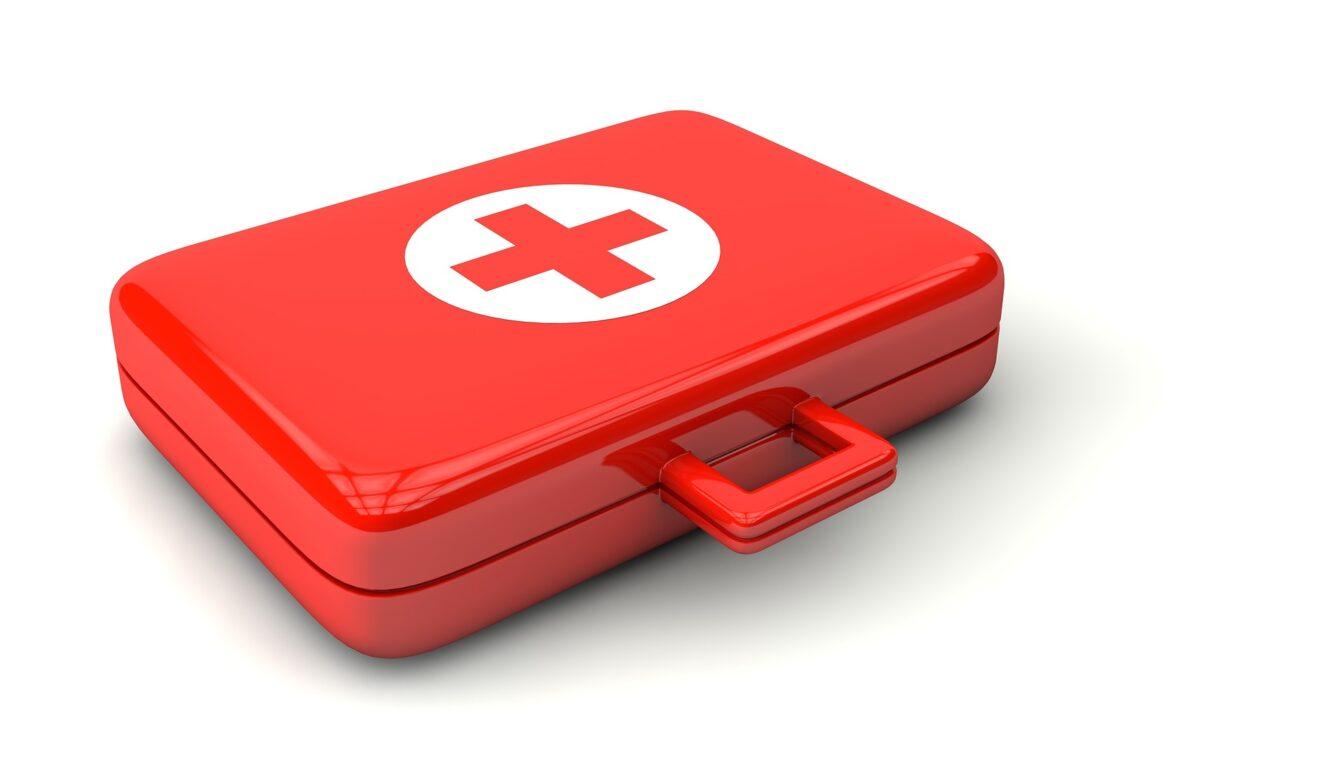 il first aid da portare in vacanza