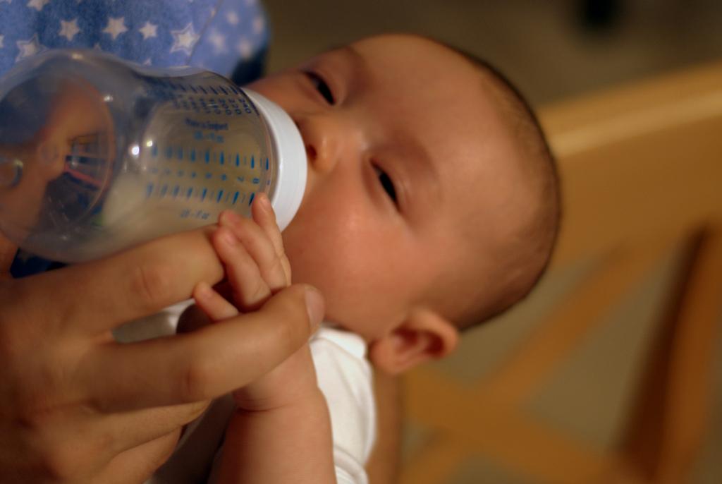 allattamento misto