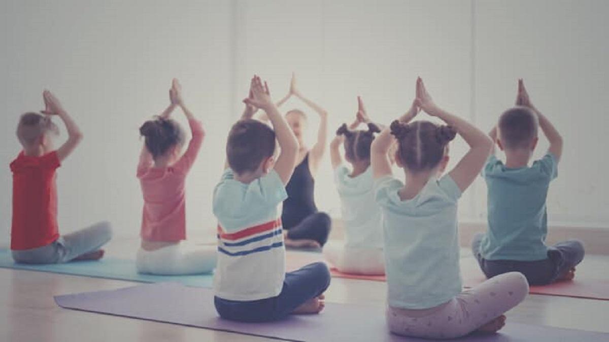 710c8bd3dec3 Come fare yoga per bambini | Mamme Magazine