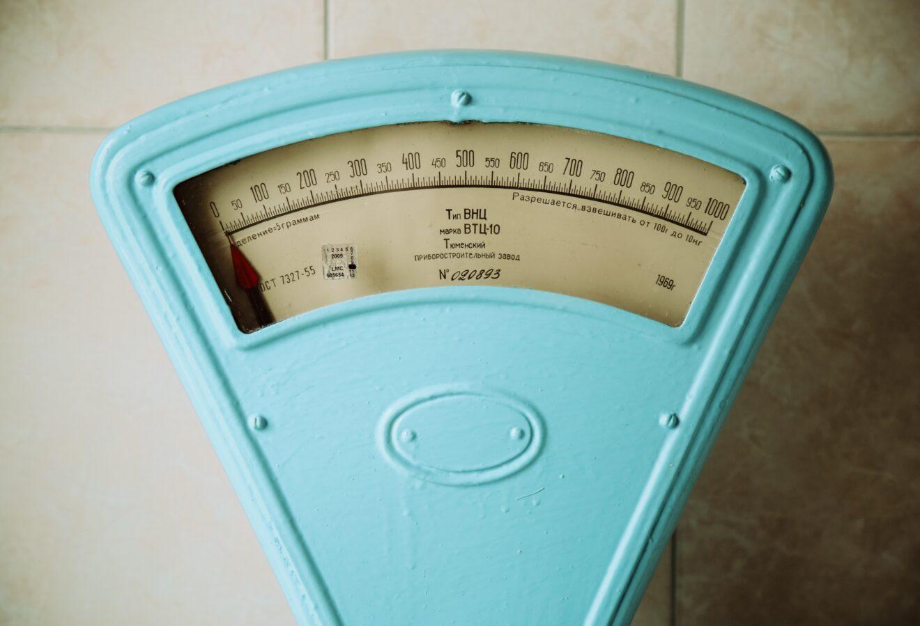 calcolo della perdita di peso nei neonati