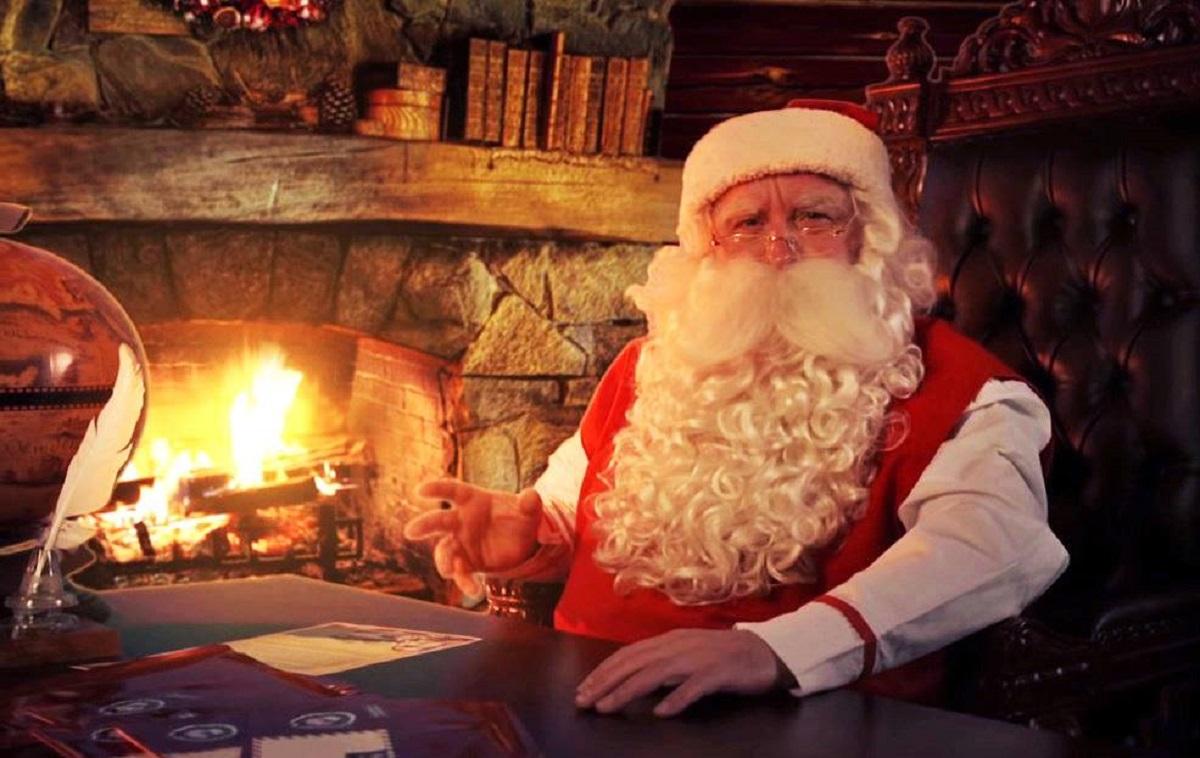 Dove Si Trova In Questo Momento Babbo Natale.La Storia Di Babbo Natale Per I Bambini Mamme Magazine